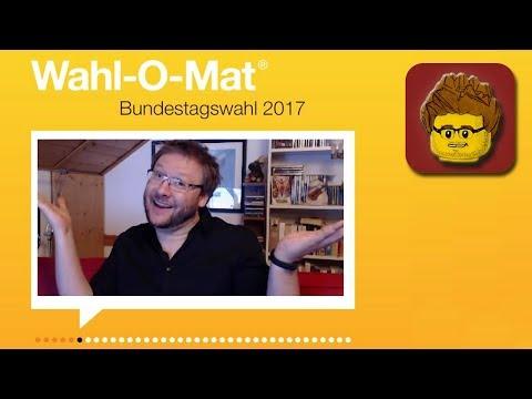 Wahl-O-Mat - Welche Partei soll GrummelFritz 2017 nur wählen?