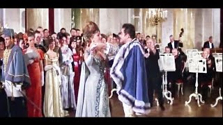 The Great Race (1965), Ballroom dance with The Royal Waltz