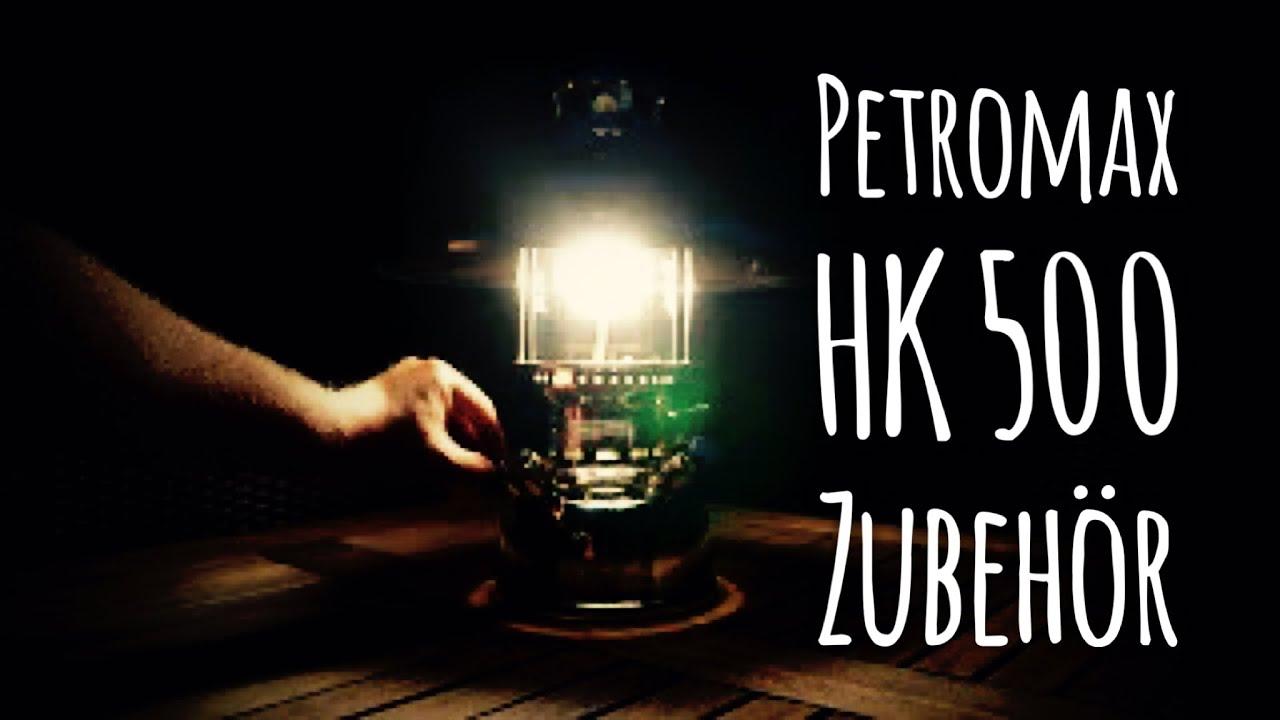 Petromax Parabol-Seitenreflektor  für die hK 350//500