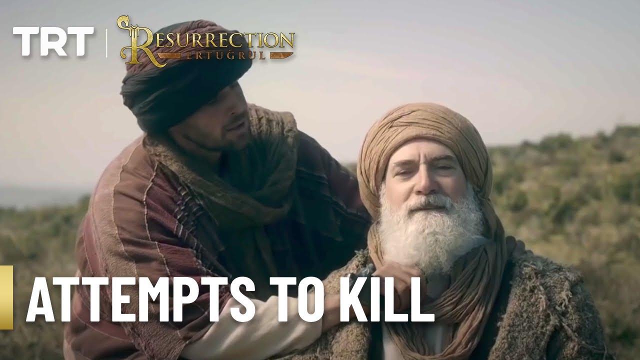 Claudius attempts to kill Ibn Arabi