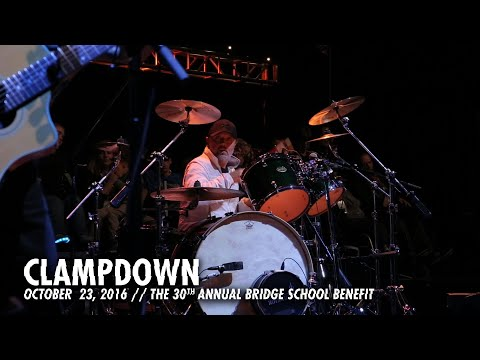 Metallica: Clampdown (MetOnTour - Bridge School Benefit - 2016)