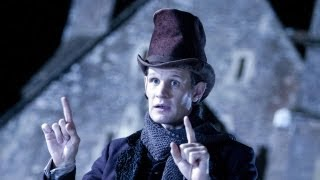 Exclusive DOCTOR WHO: THE SNOWMEN BBC America Trailer Xmas 2012