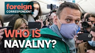 He's been poisoned, almost blinded, arrested and jailed but alexei navalny isn't cowed. he wants to force out president putin risking his life do...