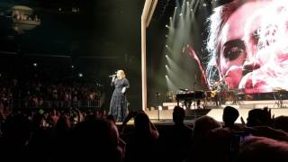 Adele - Send My Love (To Your New Lover) - Live in LA