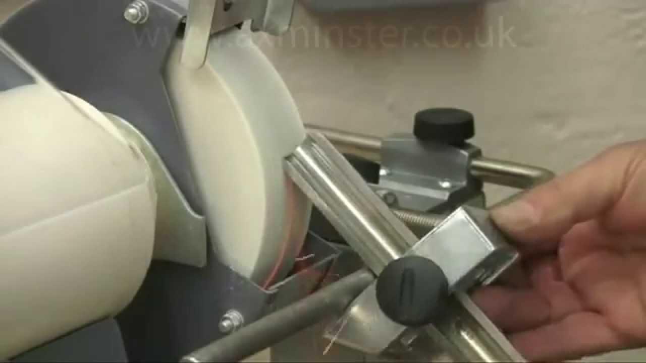 Tormek Bgm 100 Bench Grinder Mounting Set Youtube