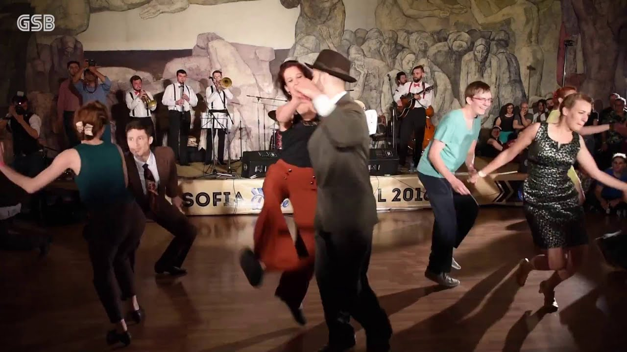 SSDF 2016 - Strictly Lindy Competition
