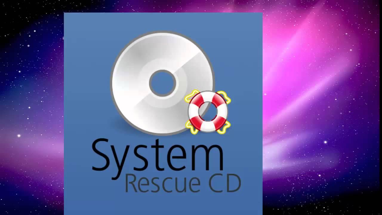 systemrescuecd 3.4.0 final gratuit