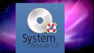 حصرى اسطوانة الصيانة الاقوى SystemRescueCd 4 6 0 Final  فى اصلاح مشاكل النظام والقرص الصلب فى اصداره
