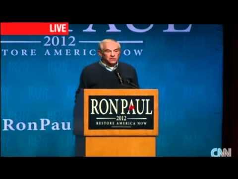 Ron Paul rally speech in Minneapolis, Minnesota 2/6/12