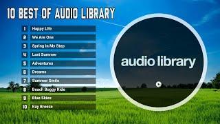 10 Lagu Audio Library Terbaik Sepanjang Masa