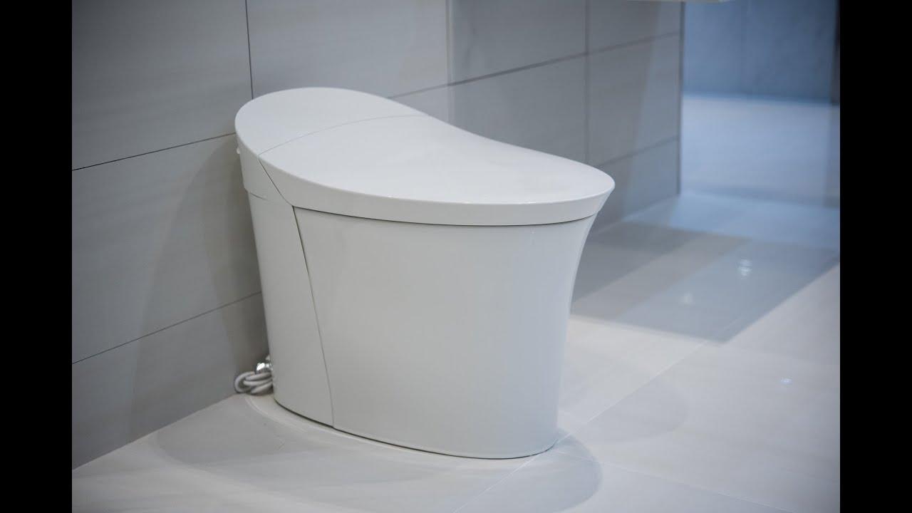Trên tay toilet thông minh Veil giá 200 triệu từ KOHLER