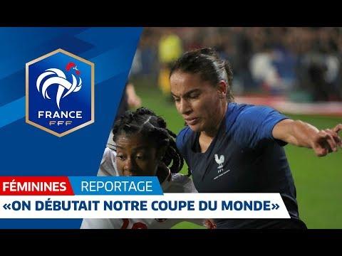 """Corinne Diacre : """"On démarrait notre Coupe du Monde"""""""