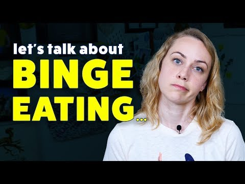 Binge Eating Disorder - What is it?