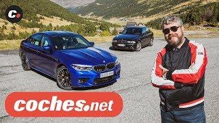 BMW M5 2018 | Prueba / Test / Review en español | coches.net