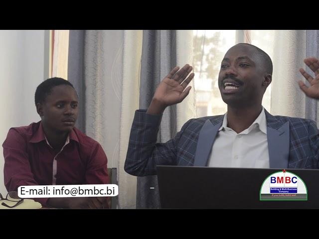 BMBC social initiatives :Ibintu bidahindutse iterambere mu gihugu ntirishoboka .Ntawupfa abimaze.