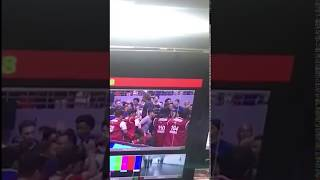 Gilas vs Australia brawl | Punch of the year! :)