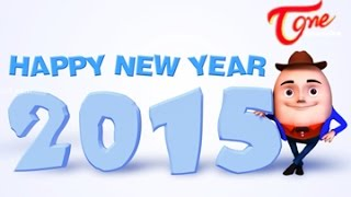 New Year 2015 Greetings || Happy New Year 3d Animation Ecards