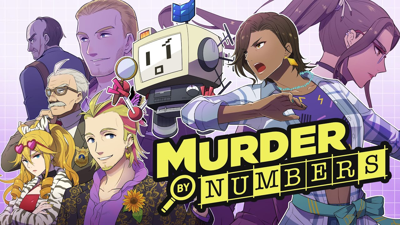 Murder By Numbers - Announcement Trailer