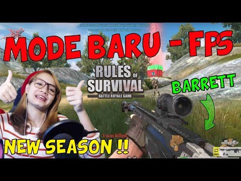 Rules Of Survival Indonesia - UPDATE !!! UPDATE !!! Langsung Chicken Berkali kali