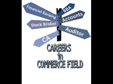 Careers for Commerce stream students! Careers after 12th Ep-4