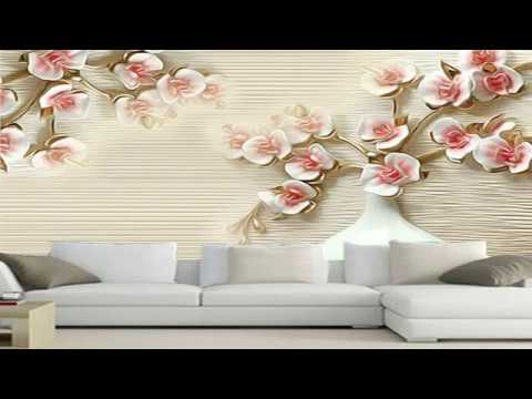 Contemporary Wallpaper Styles For Different Rooms At Homebase Youtube