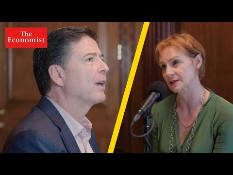 """James Comey on emails, the """"American giant"""" and the end of Donald Trump"""