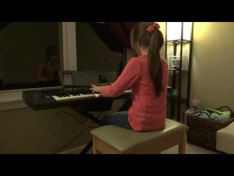 Kiera Wants To Meet The Piano Guys - A Sky Full Of Stars (cover)