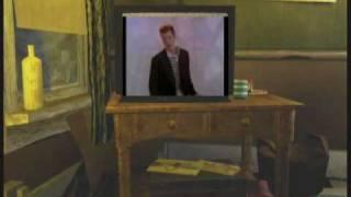 GTA4: Watching TV