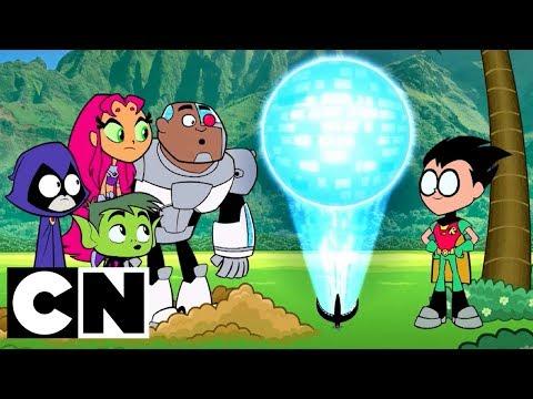 Teen Titans Go! | Island Adventure Song | Cartoon Network