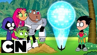 Teen Titans Go! | Island Adventure Song | Cartoon Network