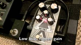 Smallsound Bigsound Mini - Bass Guitar Demo