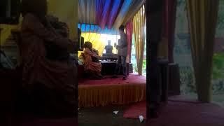 Maulana wijaya cover lagu derita rhoma irama
