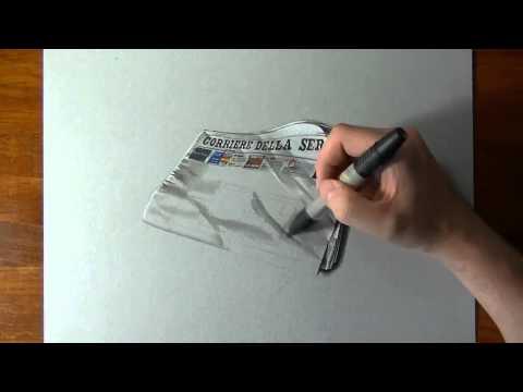 Come disegnare il Corriere della Sera