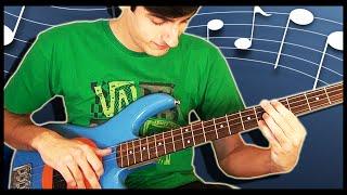 Melodic Slap Bass Jam