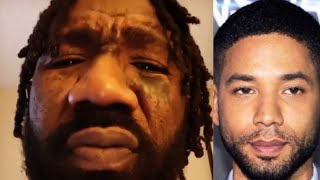 Boskoe 100 Reacts To Jussie Smollett Getting Attacked In Chicago
