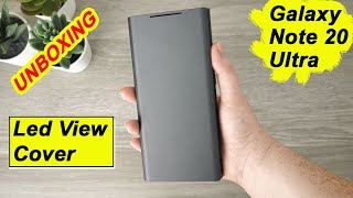 Unboxing Official Led View Cov…