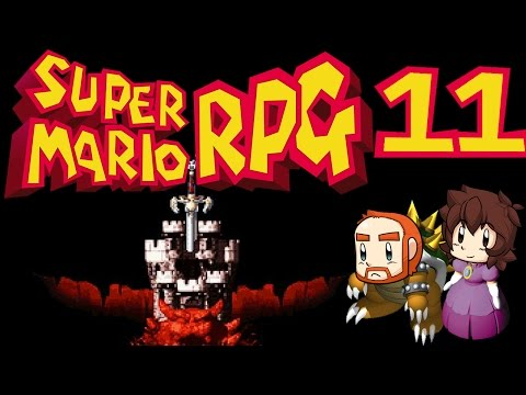 Best Friends Play Super Mario RPG (Part 11)