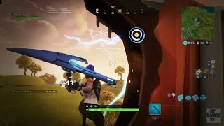 'Secret caché' RAYS⚡⚡⚡ Oeuf de Pâques à FORTNITE:BATTLE ROYALE