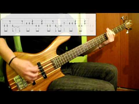 Weezer - Say It Ain't So (Bass Cover) (Play Along Tabs In Video)