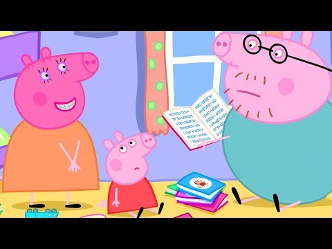 Peppa Pig Official Channel   Peppa Pig's Favourite Book