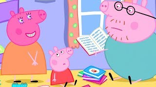 Peppa Pig Channel | Peppa Pig's Favourite Book