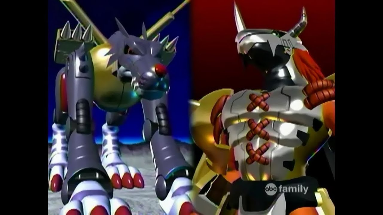 Wargreymon Wallpaper 3d Digimon Agumon And Gabumon Warp Digivolution 1080p