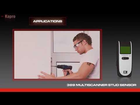 Kapro 389 Laser Stud Finder