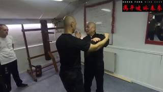 Sifu Derek Fung's Christmas Wish To All Wing Chun Practitioners