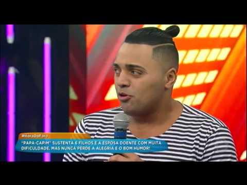 Tirullipa Ajuda Rodrigo Faro A Homenagear
