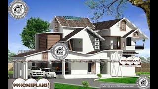 Indian House Design By 99HOMEPLANS COM [ Esp: M092 ]