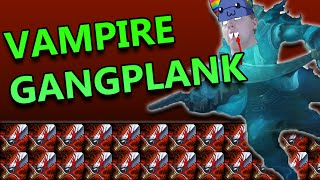 VAMPIRE GANGPLANK MID - League of Legends Commentary