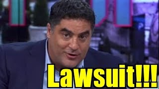 Cenk gets sued!!!