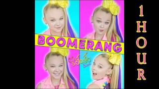 [HD] Jojo Siwa - Boomerang (1 Hour Version)