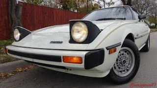 1979 Mazda RX7 Survivor test drive & tour